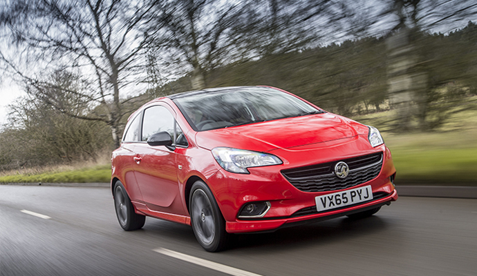 Vauxhall Corsa - 52,915 Registrations