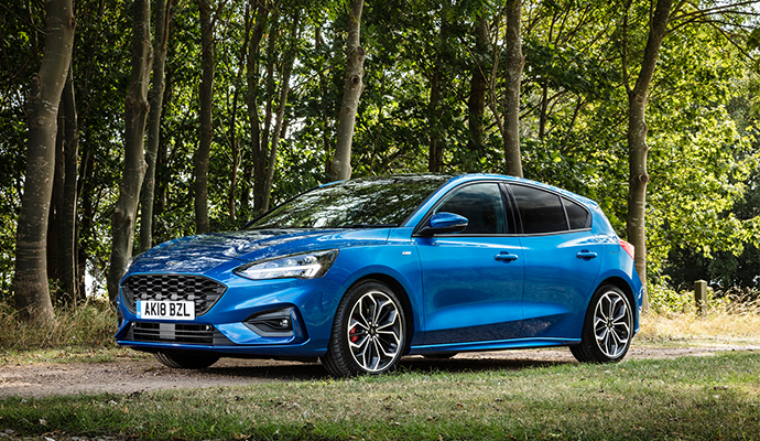 Ford Focus – 50,492 Registrations