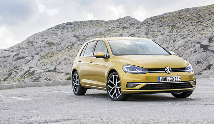 Volkswagen Golf - 64,839 Registrations