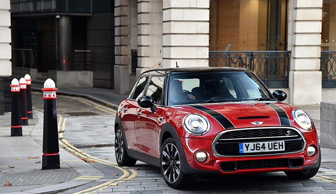 Mini – 44,904 Registrations