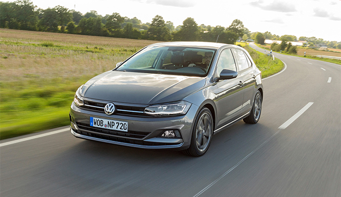 VW Polo – 45,149 Registrations