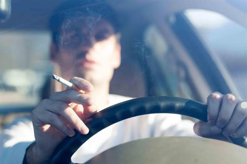 Smoking in your Car can stub out £2,000 from its Value