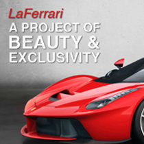 LaFerrari - A Project of Beauty and Exclusivity