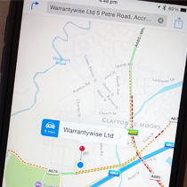 Apple Map Cars coming to a street near you