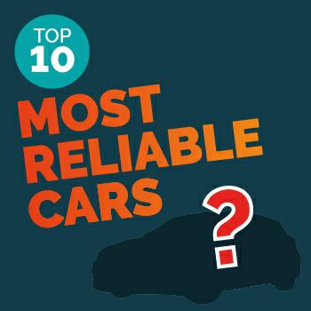 Top 10 Most Reliable Used Car Makes and Models