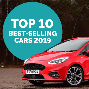 The UK's Top 10 Best-Selling Cars of 2019