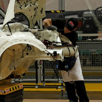 Car Production on the rise in the UK