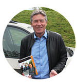 Racing Driver Tiff Needell